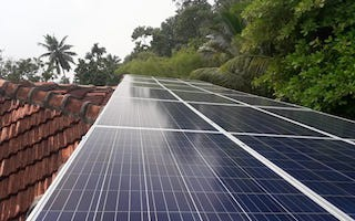 Domestic solar solutions